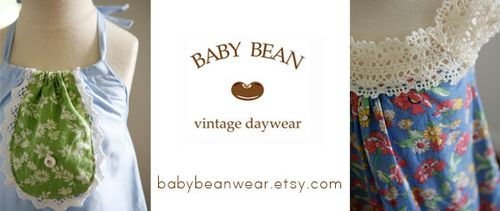 Baby bean sale for blog