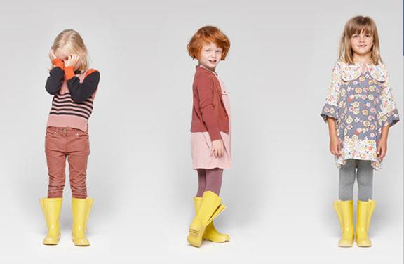 thời trang trẻ em online