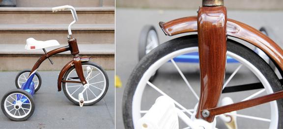 Wood trike