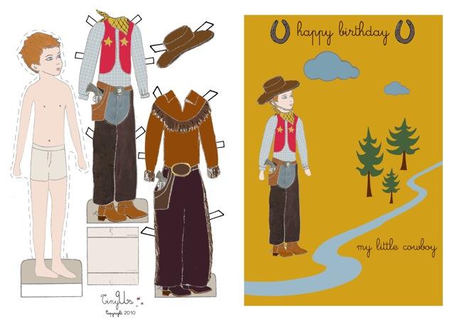 Cowboycard