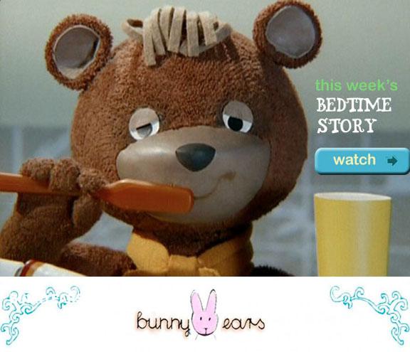 Bunny ears tv